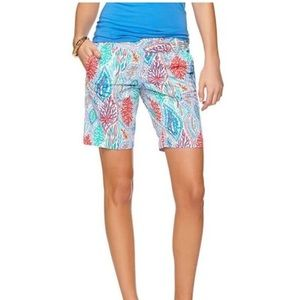 Lilly Pulitzer Chipper Short Multi Let Minnow 10